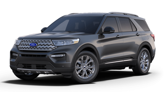 New 2020 Ford Explorer Limited SUV for sale in Madill Ok